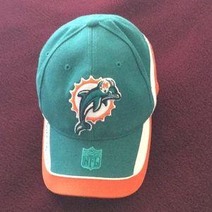 Reebok Miami Dolphins NFL hat/cap